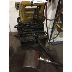 ENERPAC HYDRAULIC PUMP PORTA POWER
