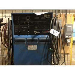 MILLER SYNCROWAVE 500 CONSTANT CURRENT AC.DC ARC WELDING POWER SOURCE