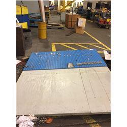BACKBOARD FITS LOT 580 OR 581