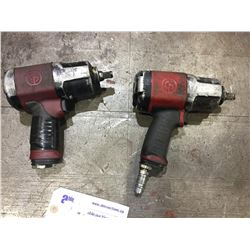 "1/2"" PNEUMATIC IMPACT WRENCHES (2)"