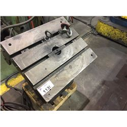 "T-SLOT 24"" X 20"" TILTING TABLE"