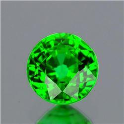 Natural Chrome Green Tsavorite Garnet {VVS}