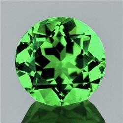 Natural AAA Fire Paraiba Green Apatite 7.50 MM (VVS)