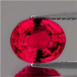 Natural AAA Pigeon Blood Red Burma Spinel - Untreated