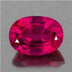 Natural Red Mozambique Ruby