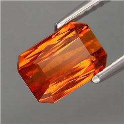 Natural Fire Mandarin Orange Spessartite Garnet