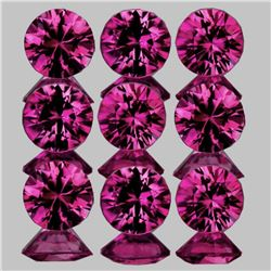 Natural Premium Violet Red  Ruby - Untreated