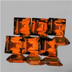 Natural Mandarin Orange Spessartite Garnet - VVS