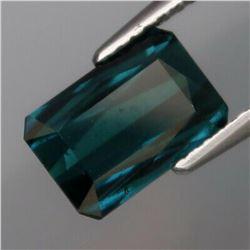 Natural Indicolite Blue Tourmaline 10x6 MM - Untreated