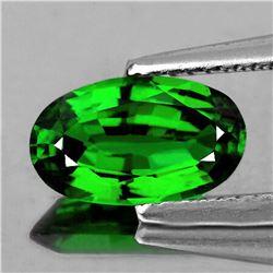 Natural Chrome Green Tsavorite Garnet 8x5 MM