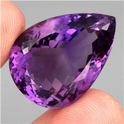 Natural Purple Amethyst 43.83 Cts - Untreated