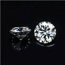 Stunning Brilliant Diamond Pair - VVS