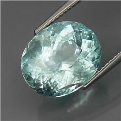 Natural Sky Blue Aquamarine Brazil 7.98 Ct