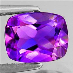 Natural Brazil Purple Amethyst [Flawless-VVS]