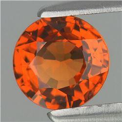 Natural AAA Orange {Flawless-VVS}