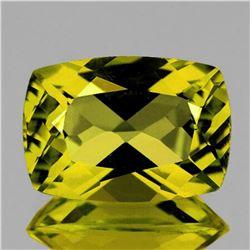 Natural Intense AAA Yellow Beryl 'Heliodor' Flawless