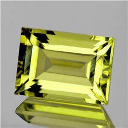 Natural AAA Yellow Beryl 'Heliodor' {Flawless-VVS1}