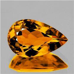 Natural AAA Golden Yellow Beryl 'Heliodor' 9 x 6 MM