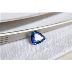 Blue Sapphire, unheated, premium cut | IGL 1.581 ct