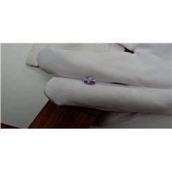 Vivid Pastel Bi-Color Purple-Orange fine Sapphire 2.16