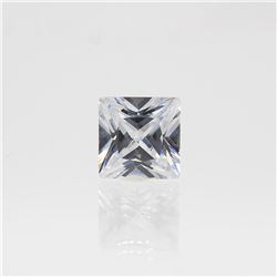SPARKLING 14 CT FANCY SQUARE CUT DIAMOND