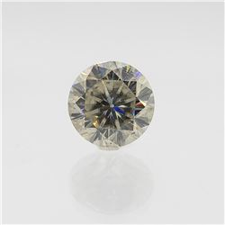Sparkling 9.94 Ct VVS1 Brilliant Round Cut Diamond