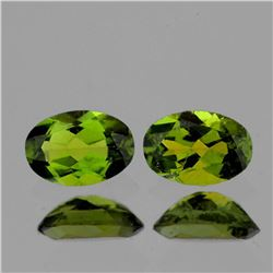 Natural Sparkling Yellowish Green Tourmaline