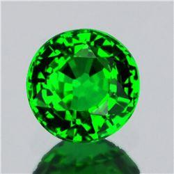 Natural Green Garnet Tsavorite {Flawless-VVS}