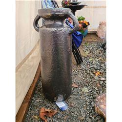 Ceramic vase Cat A