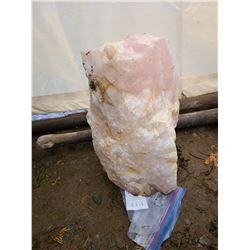 Large Himalayan Salt Crystal B