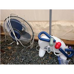 Easy Cycle & Lakewood Fan Cat B