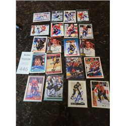 Hockey Trading Cards Cat A