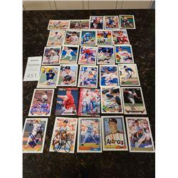 Baseball Trading Cards Cat A