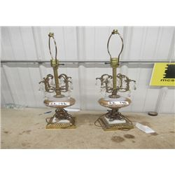2 Provincial Lamps