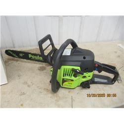 New Poulan Mdl 3816 Chainsaw