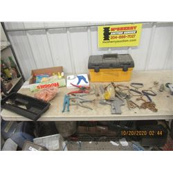 Livestock Instruments, Ear Tagger, Calving Chains & Handle, Ring Castrator Plus More