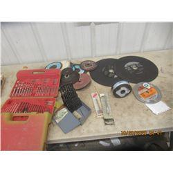 Cut Off Discs, & Drill Bits