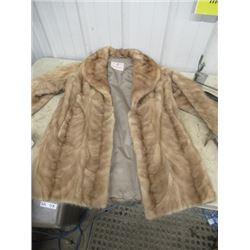 Steen & Wright Furrier Ladies Fur Coat