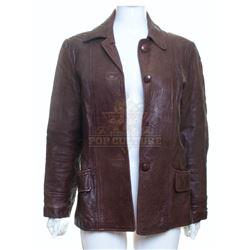 Alibi (TV) - Marti Gerrard's (Tori Spelling) Leather Jacket – A546