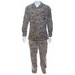 Battle: Los Angeles - Ssgt. Michael Nantz's (Aaron Eckhart) US Marines Uniform – A794