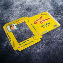 """Child's Play - Good Guys """"Play Doctor's Set"""" Box - A765"""