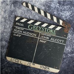 Greystoke – Production Used Clapperboard - A759