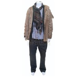 Interview, The - Aaron Rapaport's (Seth Rogen) Distressed Outfit – A823