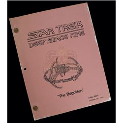 Star Trek: Deep Space Nine (TV) - Production Script - A566