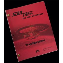 Star Trek: The Next Generation (TV) - Production Script - A561