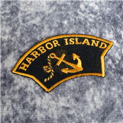 "Truman Show, The – ""Seahaven Island"" Patch - A780"