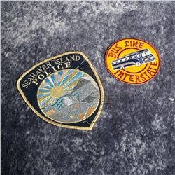 "Truman Show, The – ""Seahaven Island"" Patches - A756"