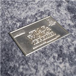 Icons Authentic Replicas – Unfinished TIE Fighter Miniature Plaque – A595