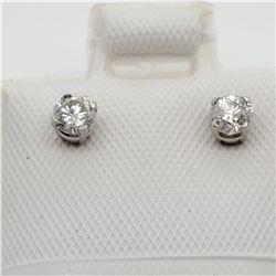 14K DIAMOND (0.26CT) EARRINGS