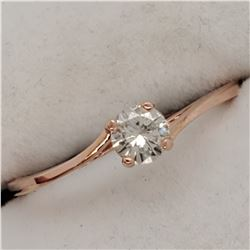 14K DIAMOND (0.25CT) RING